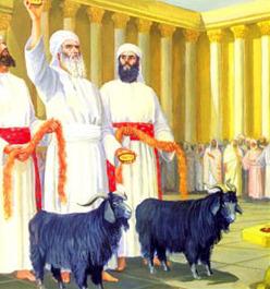 Yom Kippur, azazel goats
